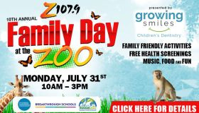Family Day at the Zoo Rev DLs