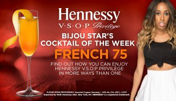 Hennessy V.S.O.P Privilege Drink of the week