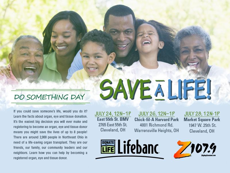 LifeBanc Do Something Day