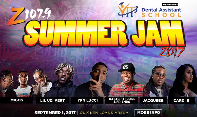 Summer Jam promo 2017