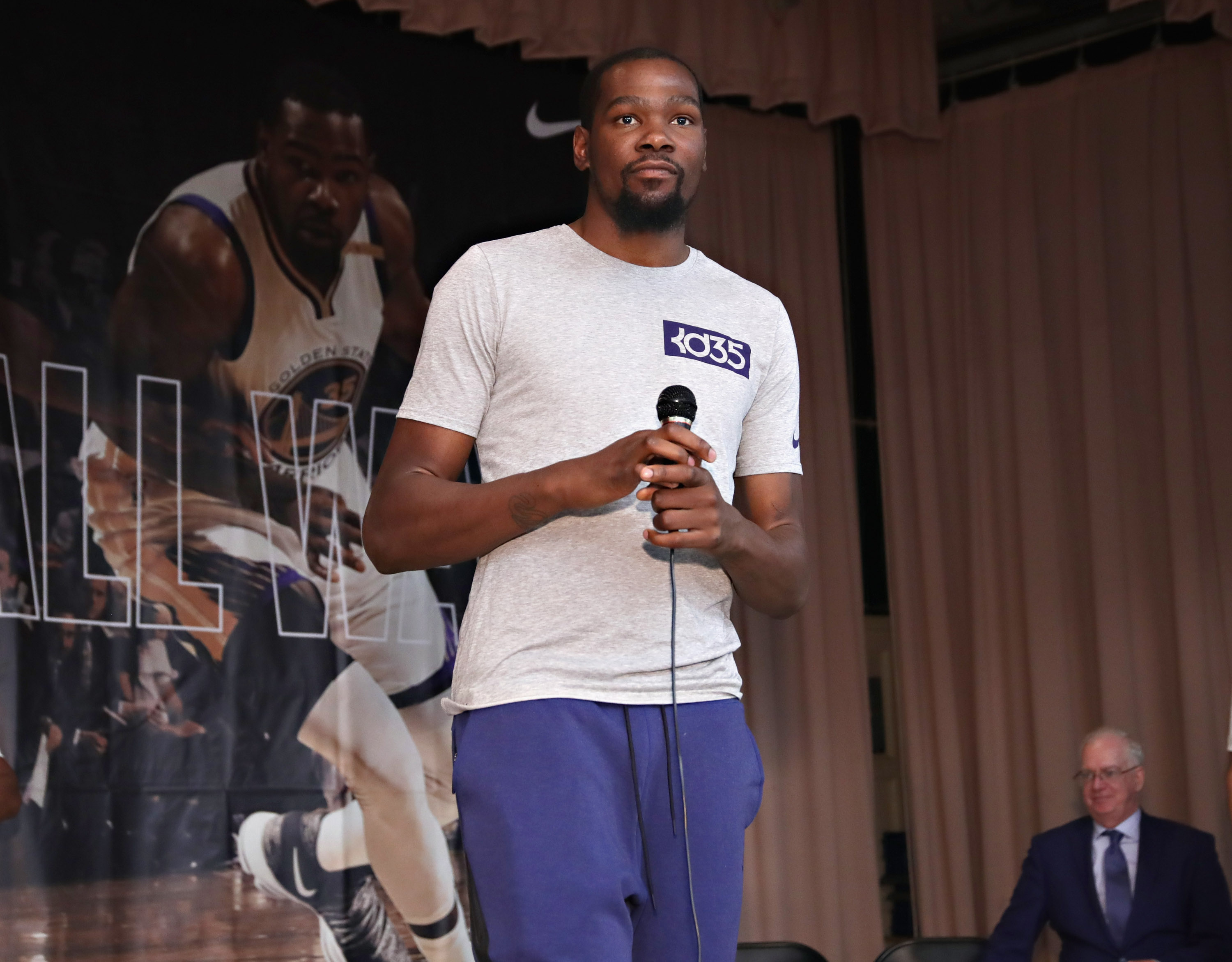 KD Build It And They Will Ball Court Ceremony