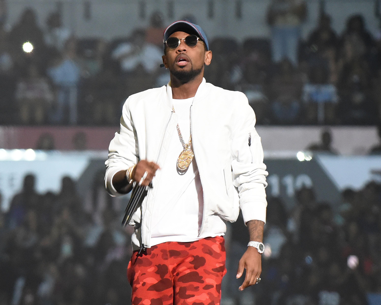 Chris Brown In Concert - Atlanta, GA