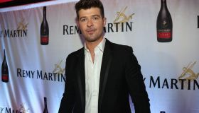 Remy Martin V.S.O.P Ringleader Culmination Event with Robin Thicke