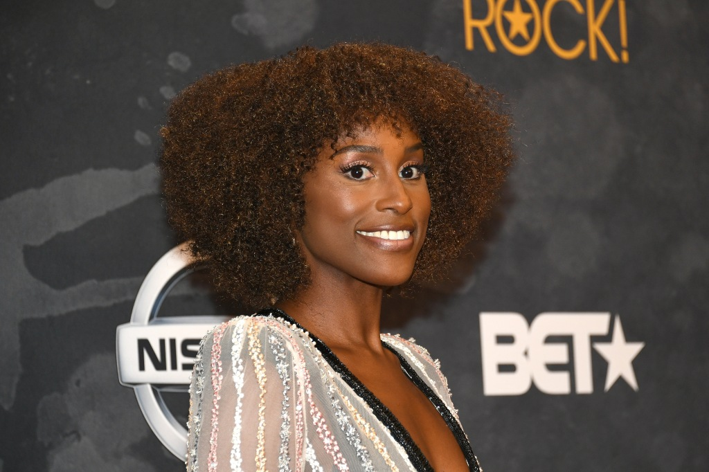 Image result for issa rae face of covergirl