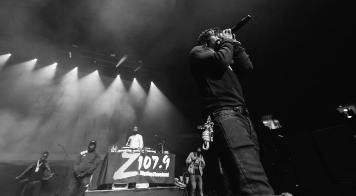 Z1079 summer jam 2017 @chrisgoody23
