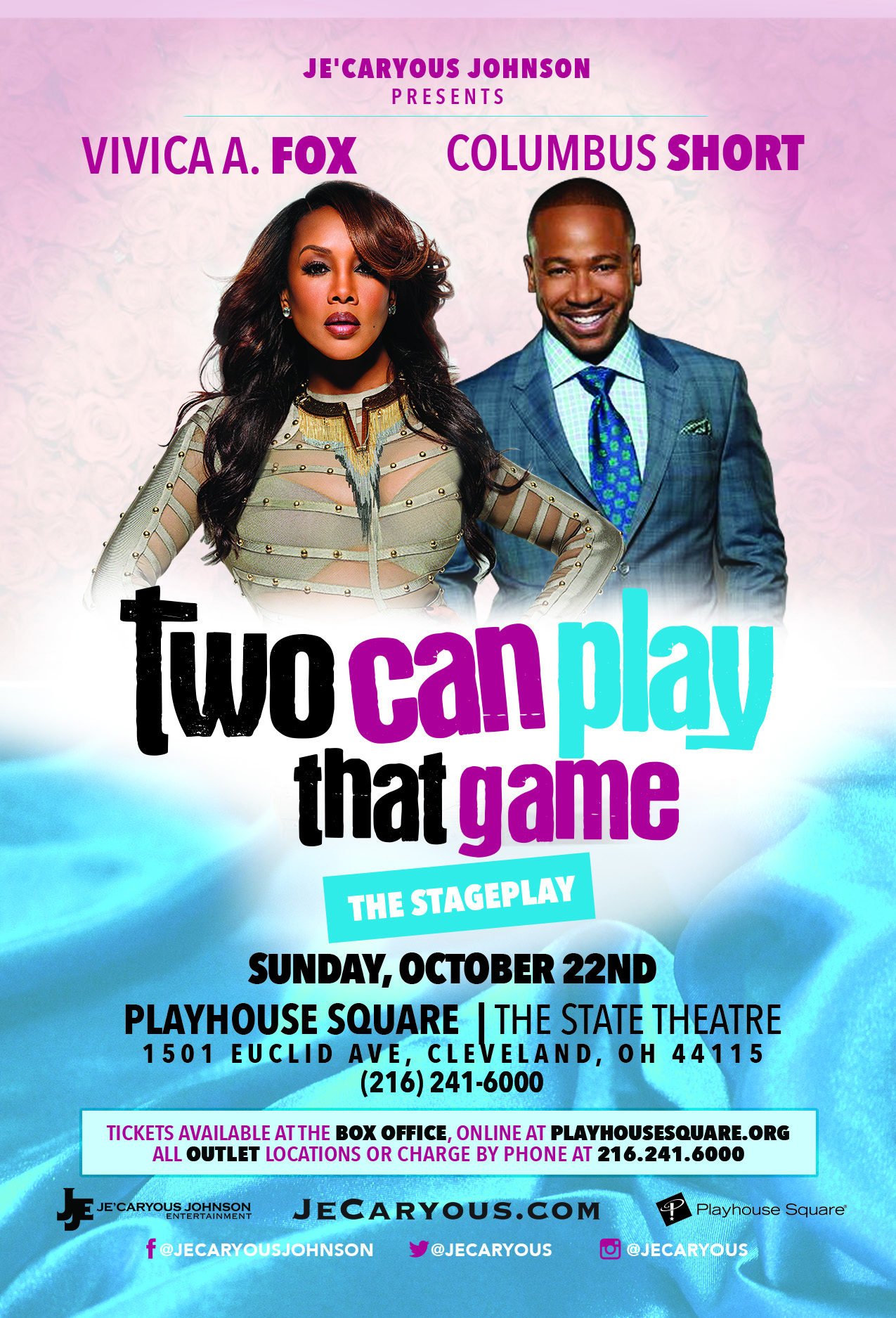 Two Can Play That Game Flier