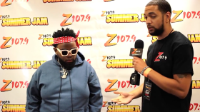 24hrs interview backstage z1079 summer jam 2017 with matty willz