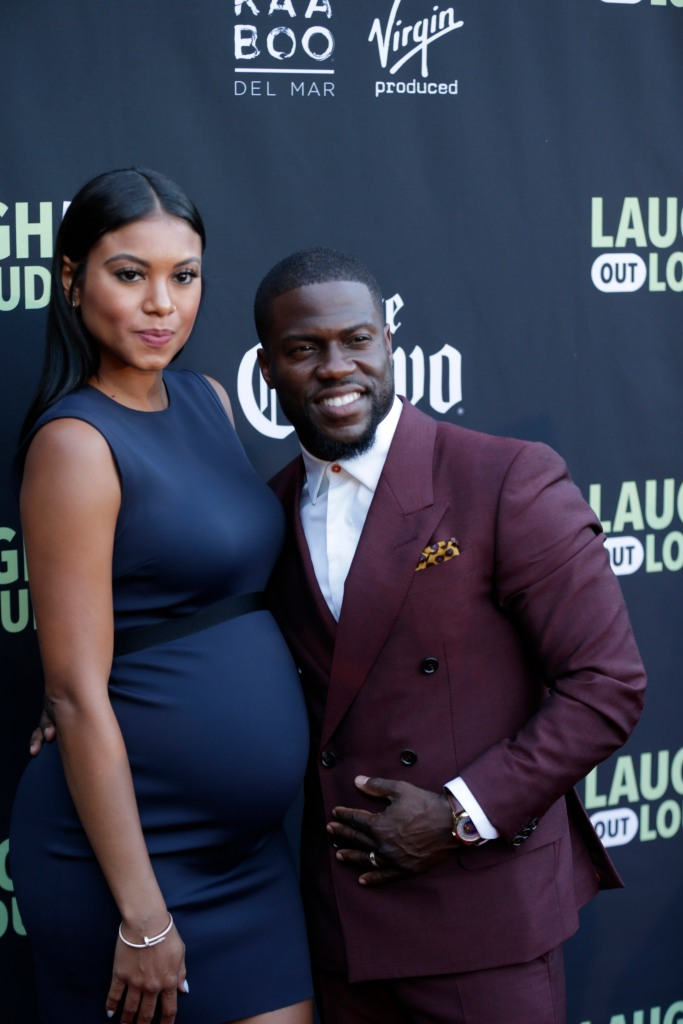Kevin Hart And Jon Feltheimer Host Launch Of Laugh Out Loud - Arrivals