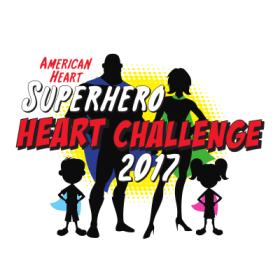 Superhero Heart Challenge