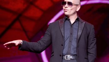 Pitbull In Concert - Clarkston, Michigan