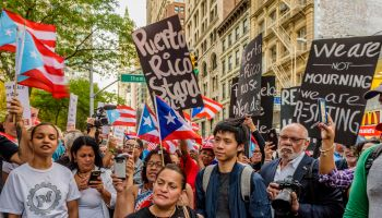 The Puerto Rican community in NYC put out an open call...