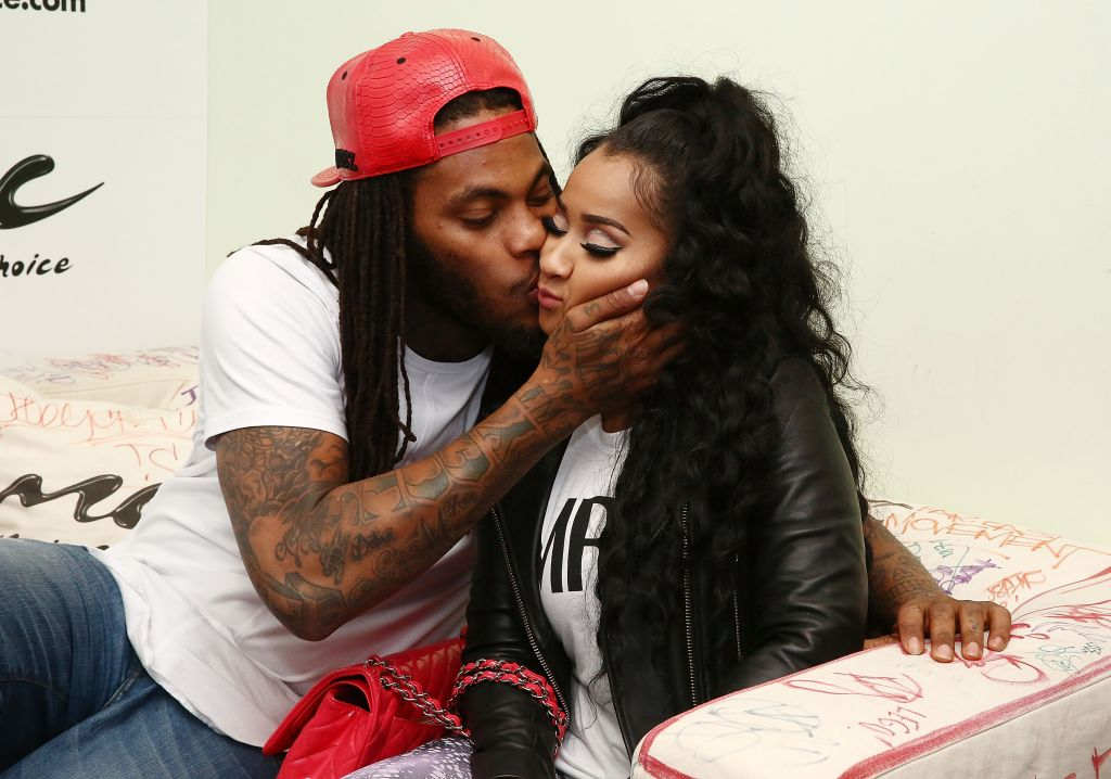 Waka Flocka & Tammy Visit Music Choice