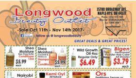 Longwood Beauty Supply Oct