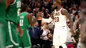 Kyrie Welcome Back