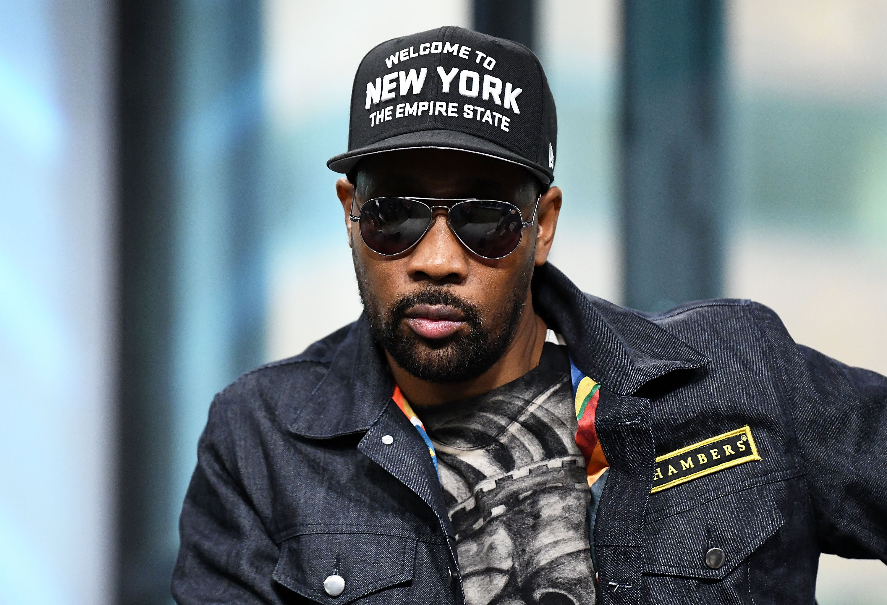 Build Presents RZA & DJ Mathematics Discussing 'Wu-Tang: The Saga Continues'