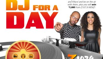 DJ for A Day 2017