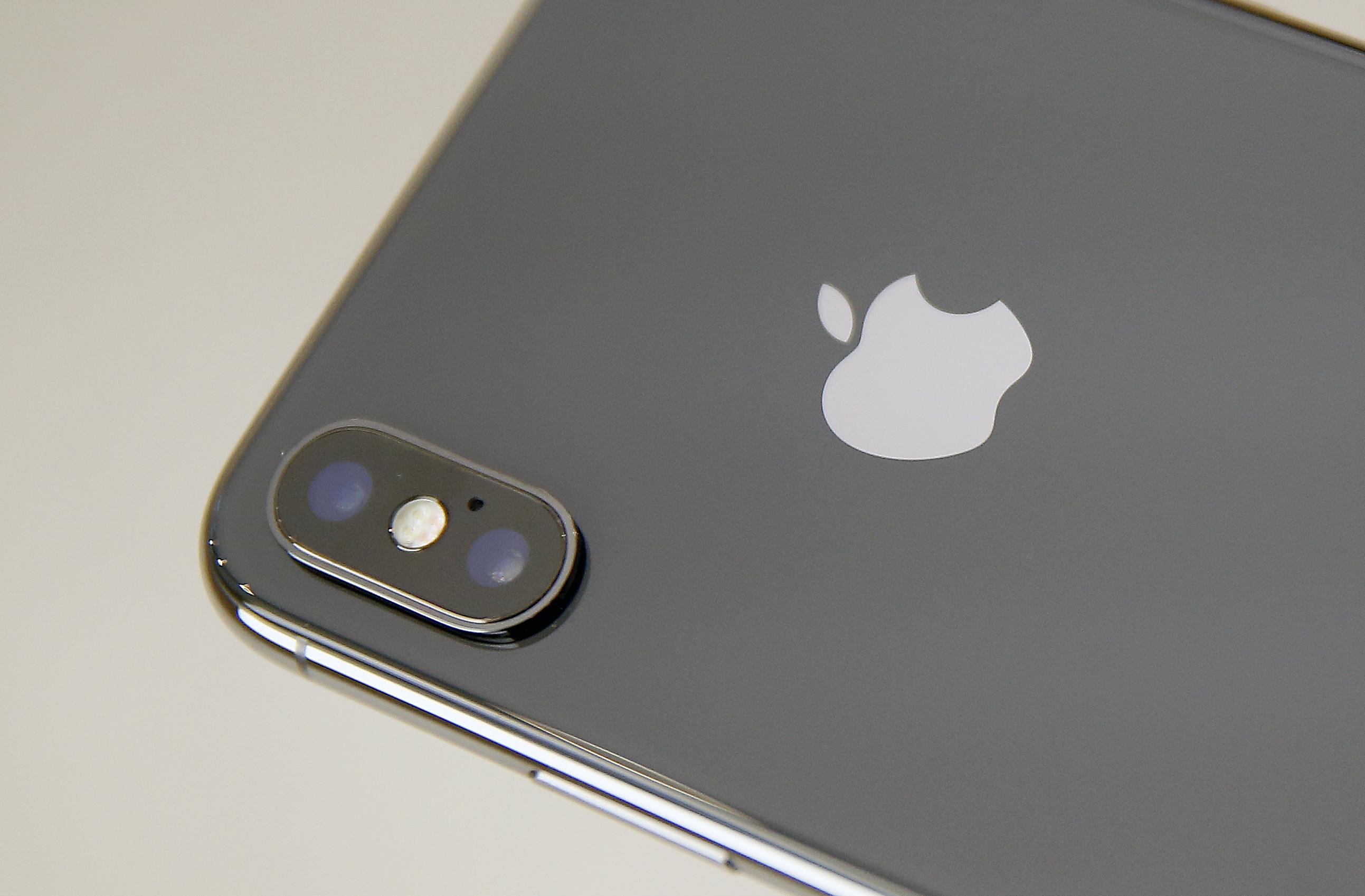 Launch Of Iphone X At Apple Store Saint Germain In Paris