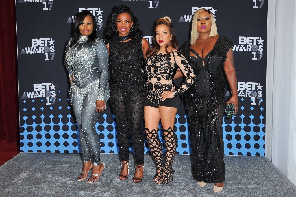 2017 BET Awards - Press Room