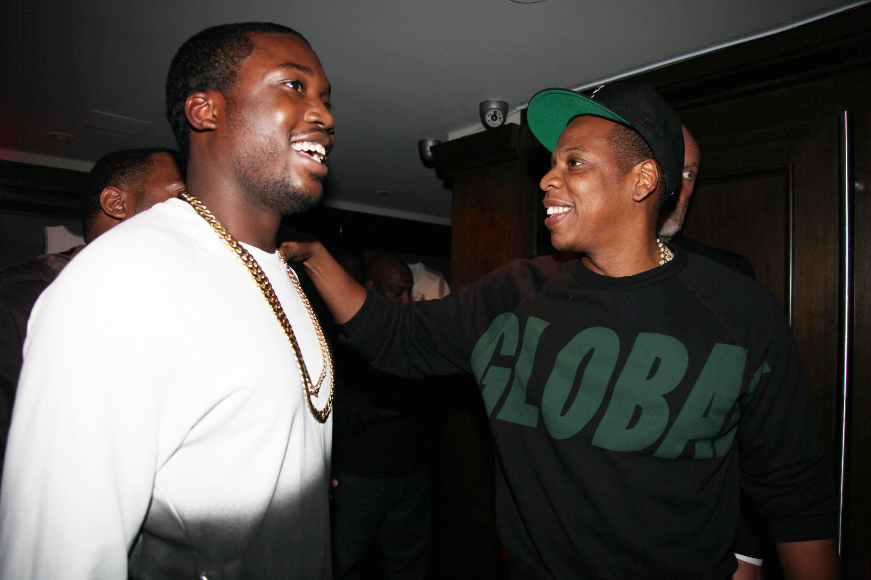 JAY Z Hosts The Premiere Of NBA 2K13 With Cover Athletes And NBA Superstars Kevin Durant And Derrick Rose - Inside