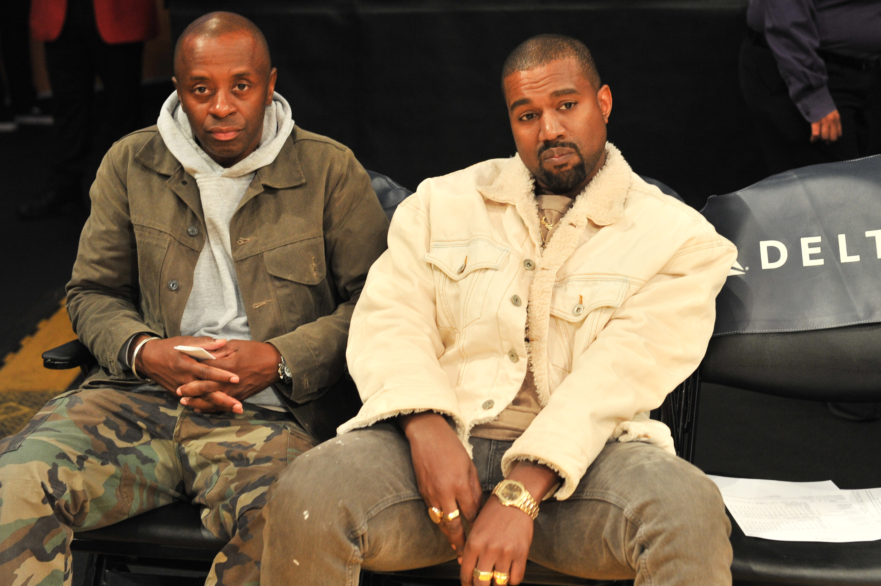 reputable site bdc64 e972a Twitter Roasts Kanye West's New adidas YEEZY Mud Rat 500s ...
