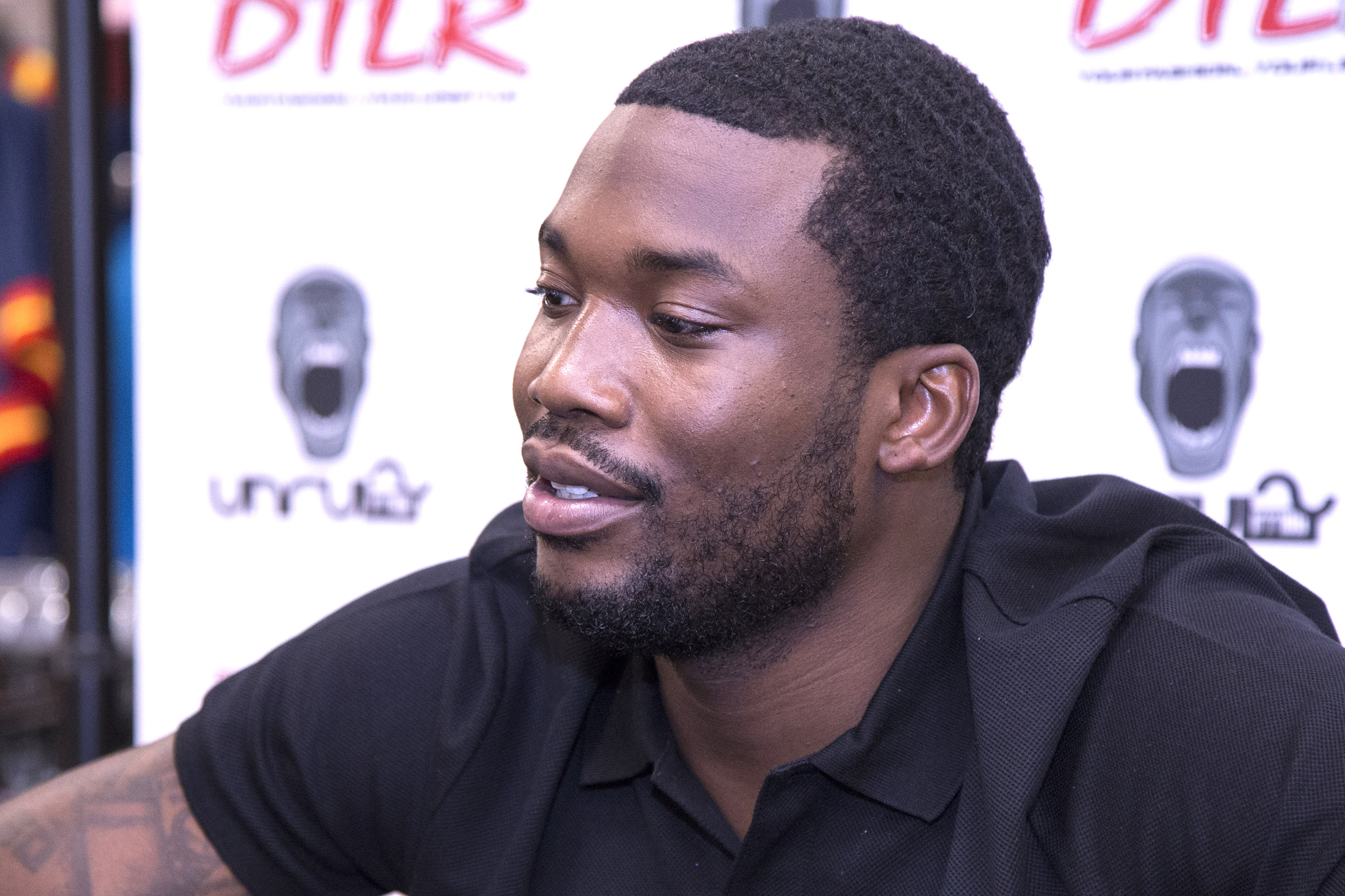 Meek Mill 'Wins And Losses' Album Signing