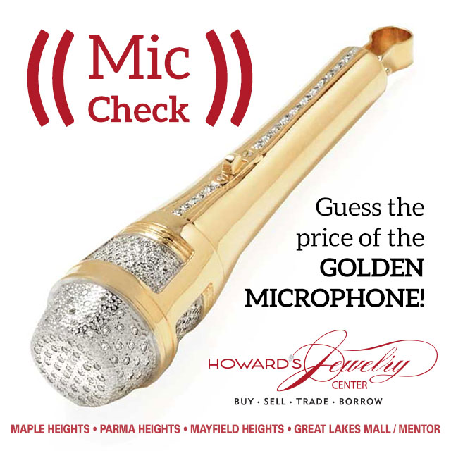 Mic Check - Howards Jewelry Center