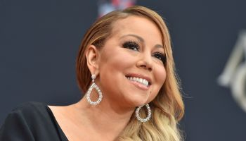 Mariah Carey Hand And Footprint Ceremony