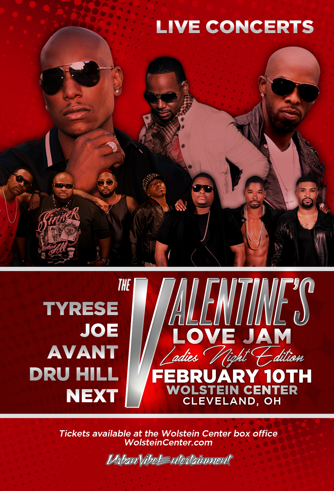 Valentine's Day Love Jam