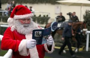 Christmas Racing Weekend - Day One - Ascot Racecourse