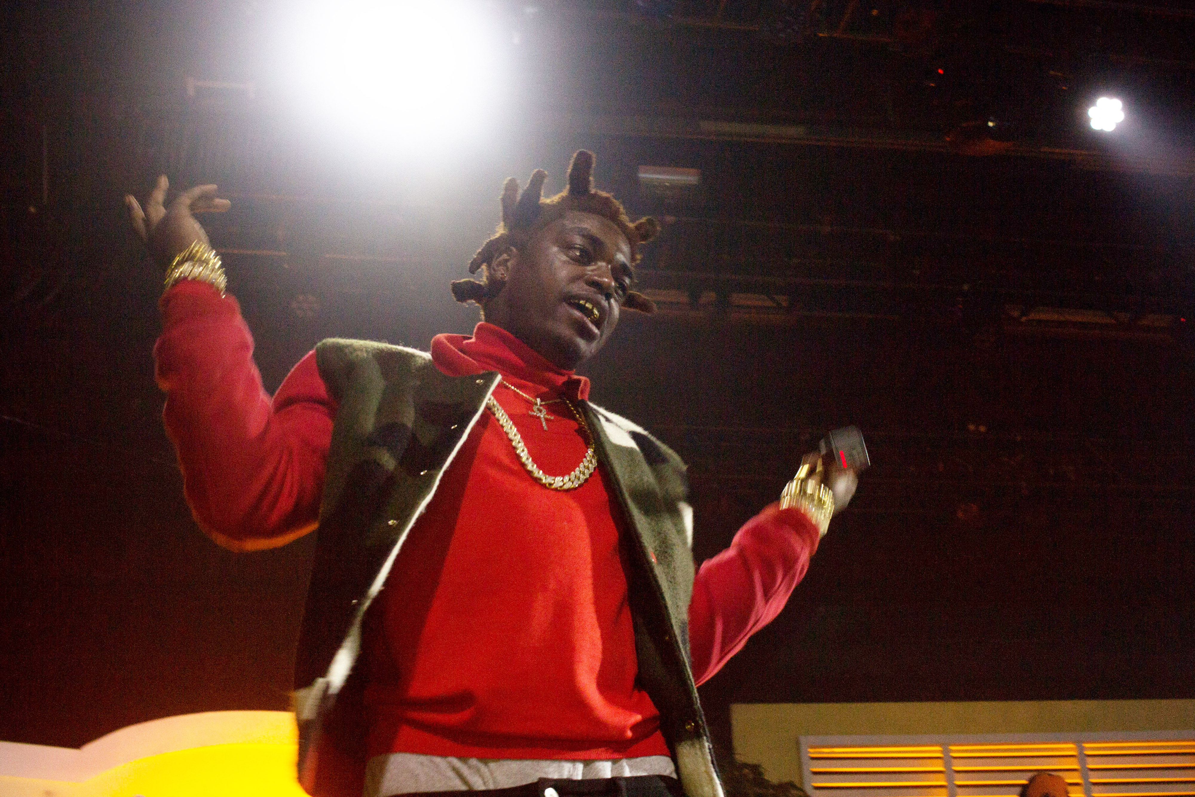 Kodak Black In Concert - New York, NY