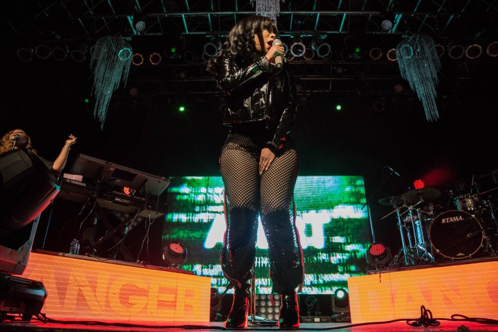"""K. Michelle """"The People I Used To Know"""" Tour"""