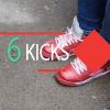6Kicks Logo