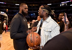 67th NBA All-Star Game: Team LeBron Vs. Team Stephen