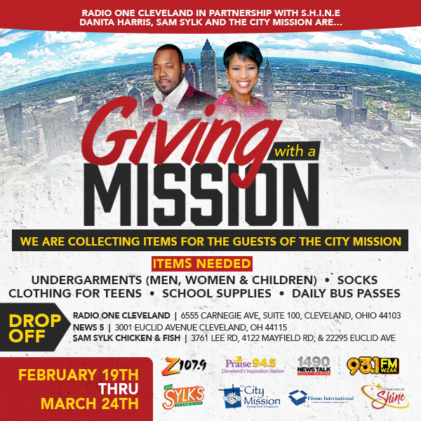 Giving with a Mission 2018