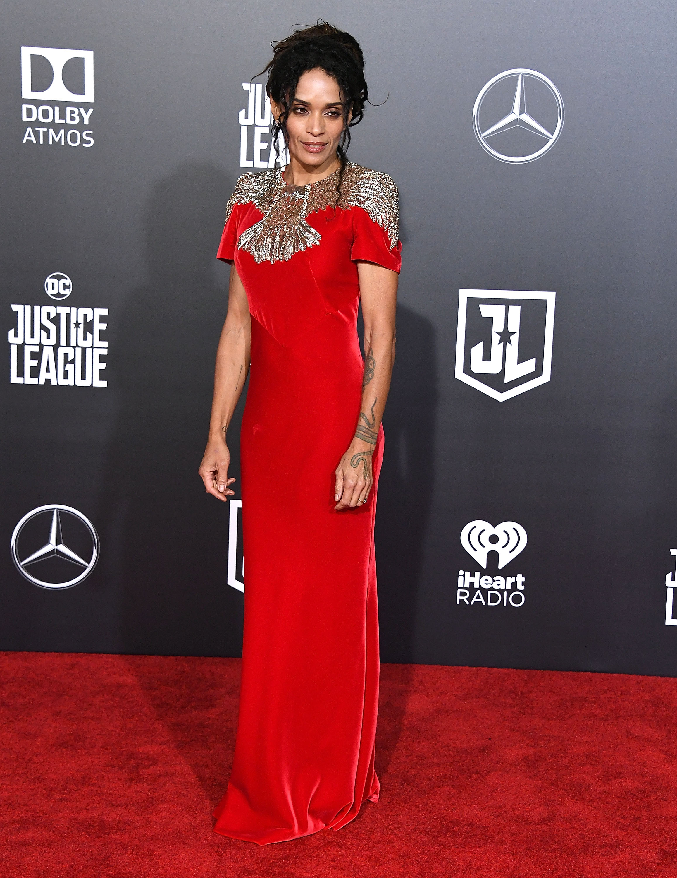 Premiere Of Warner Bros. Pictures' 'Justice League' - Arrivals