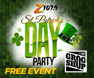 Annual All Green Everything St Patrick's Day Party