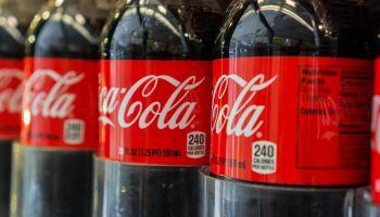 Coca-Cola to report fourth-quarter financials