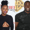 Torrei Hart and Kevin Hart