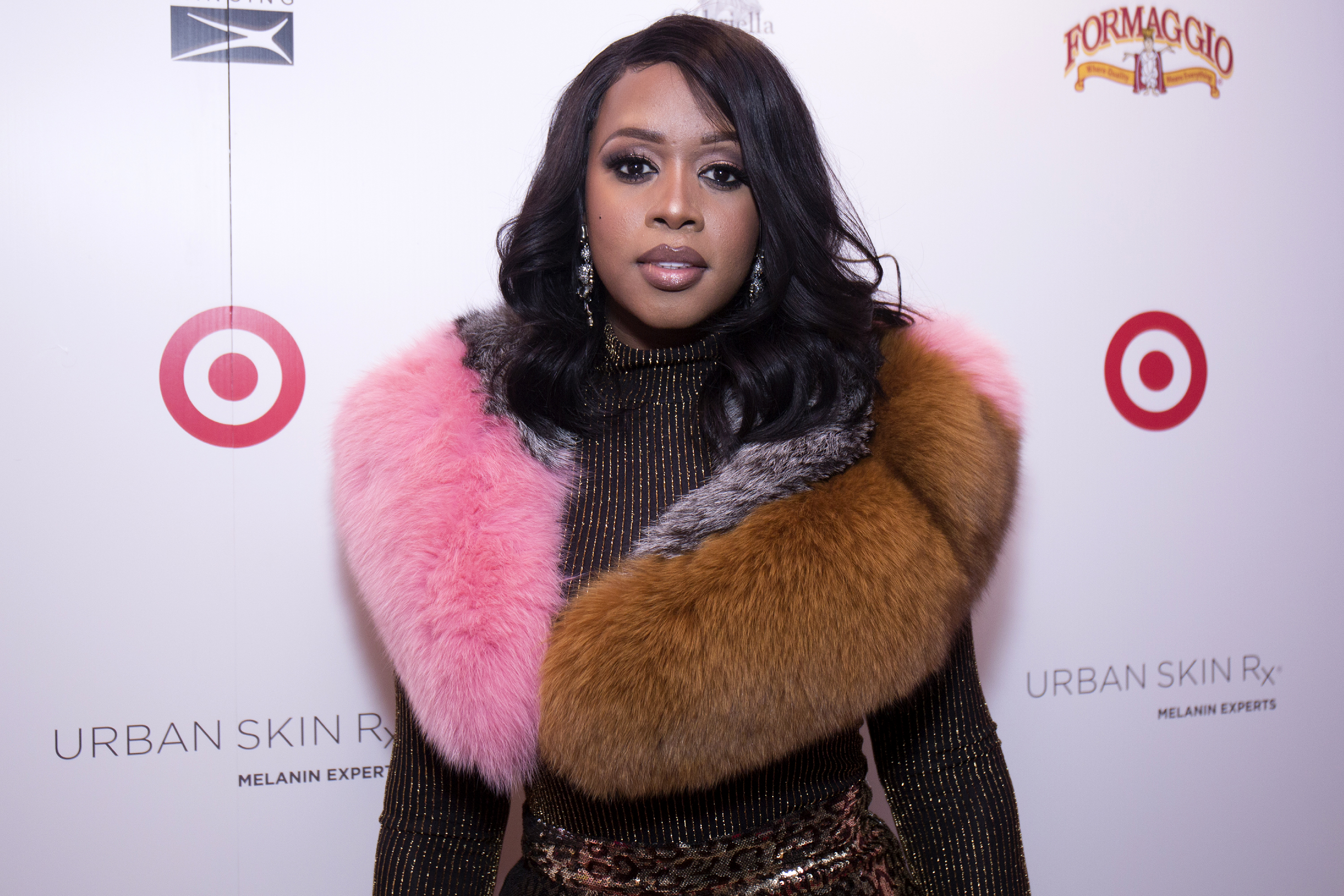 Urban Skin Rx Target Launch Hosted By Eva Marcille