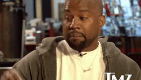 Kanye West on TMZ