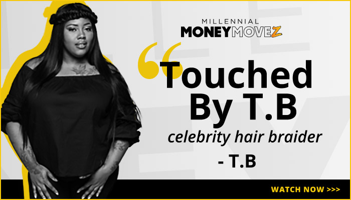 Millienial Money Movez: TB