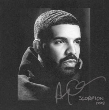 Drake Scorpion cover