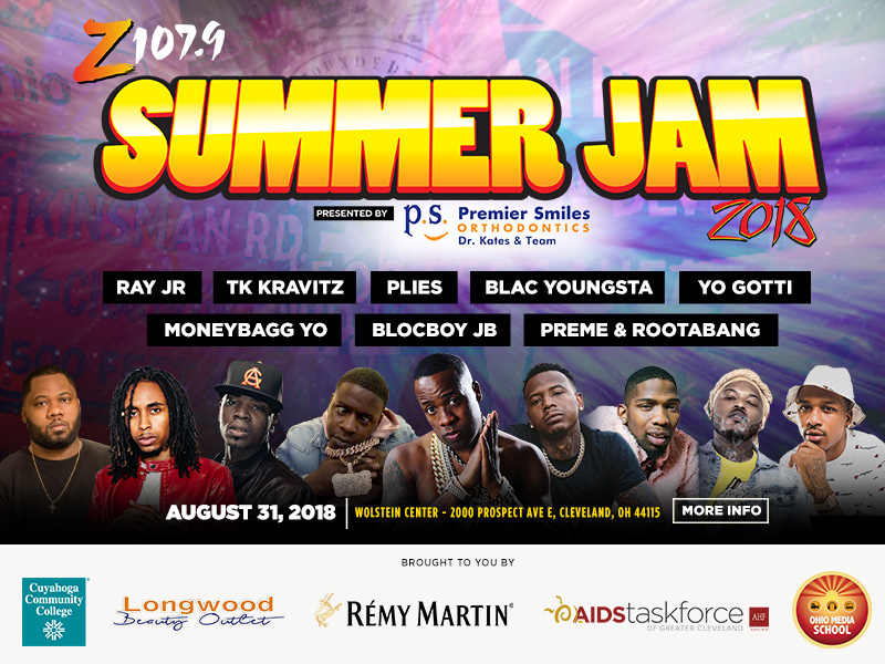 Summer Jam 2018 updated