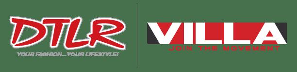 DTLR and Villa Logos