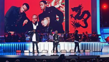 2016 Soul Train Music Awards - Show