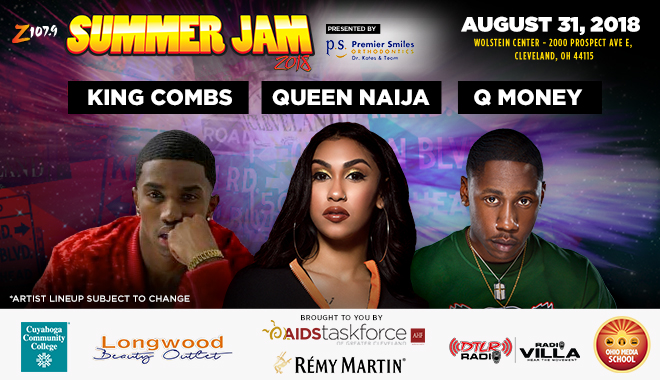summer jam 2018 combs queen money