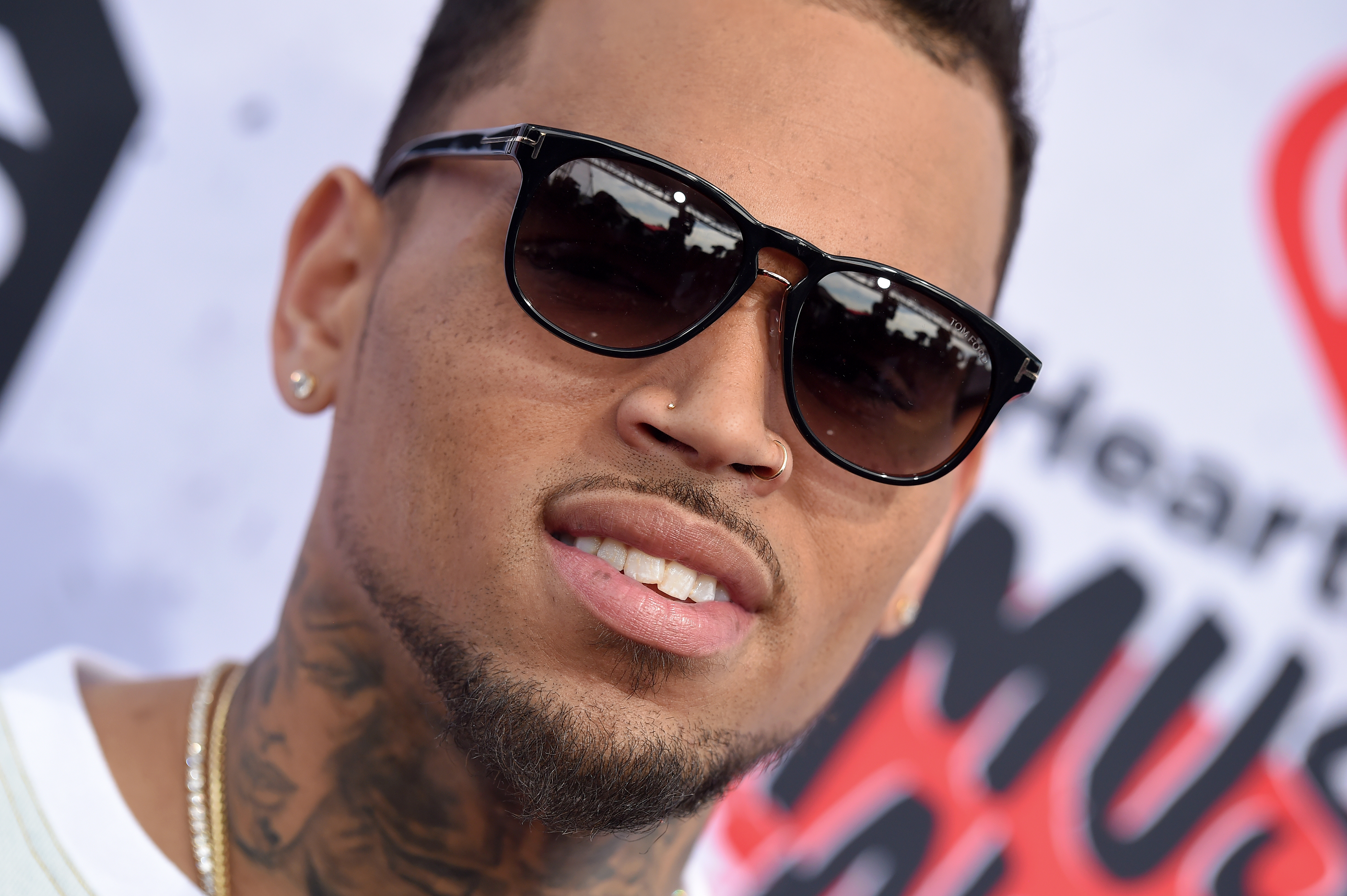 Chris Brown & His Baby Mama Back In Court | 100.3