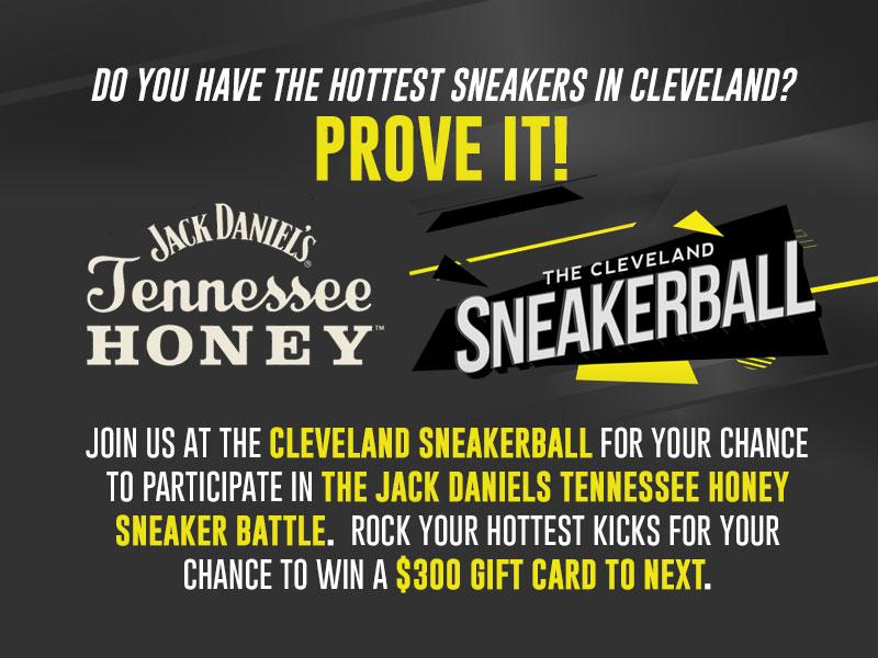 Jack Daniels Sneaker Battle