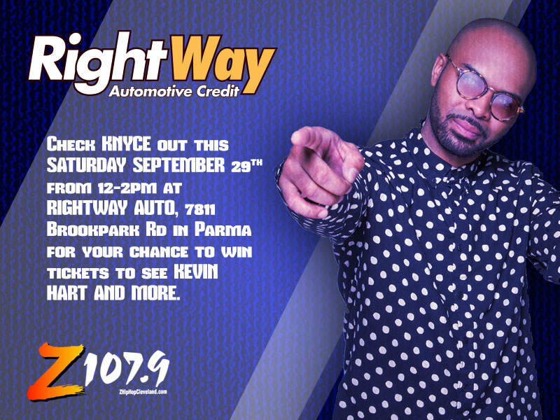 Kevin Hart Rightway Auto