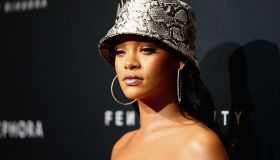 Fenty Beauty by Rihanna Anniversary Event - Arrivals